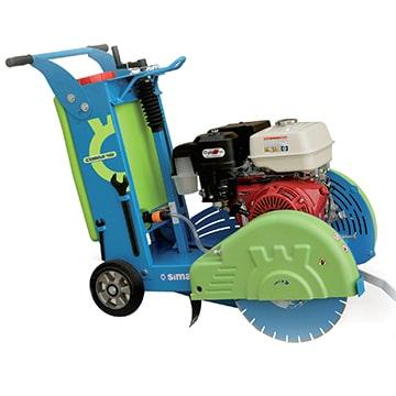 alquila cortadora asfalto y juntas hormigon